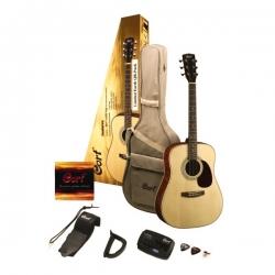 Akustična Gitara Cort Earth Pack