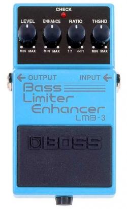 Boss LMB-3 Bass Limiter / Enhancer