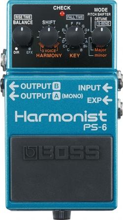 Boss PS-6 Harmony Shifter