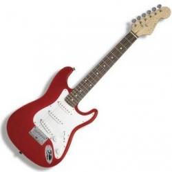Električna Gitara Aster ST-3/3TS/BK