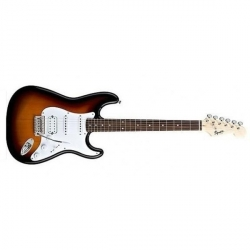 Električna Gitara Fender Squier Bullet Brown Sunburst HSS
