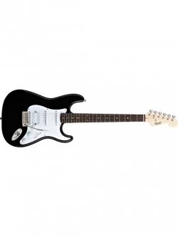 Električna Gitara Fender Squier Bullet Black HSS