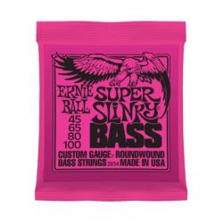 Ernie Ball SUPER SLINKY BASS 45-65-80-100