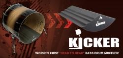 Kicker 2218 Prigušivač za bas bubanj
