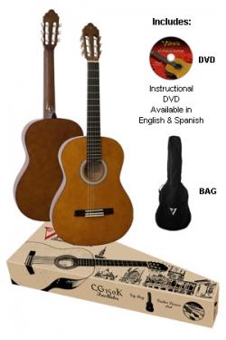 Klasična Gitara Valencia CG150K SET 3/4