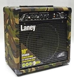 Pojačalo za električnu gitaru Laney LX35 Camo