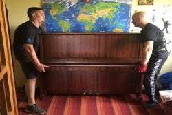 Selidbe i prevoz pianina, akustičnih i električnih klavira
