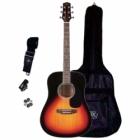 Akustična Gitara SX SA1-SK VS