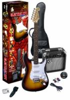 Električna gitara SX set EG1K/VS Strat  deal