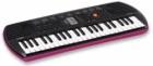 Casio SA-78 pink  klavijatura