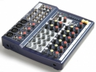 Mikseta Soundcraft Notepad 124FX