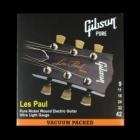 Žice za električnu gitaru Gibson SEG-LP9