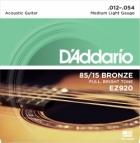 Žice za akustičnu gitaru D'Addario EZ920