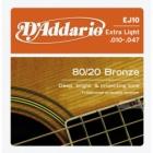 Žice za električnu gitaru D'Addario EJ 10