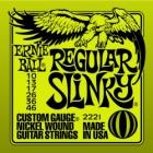 Žice za električnu gitaru Ernie Ball Regular Slinky