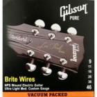 Žice za elektricnu gitaru Gibson SEG-700ULMC
