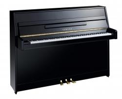 Yamaha B1 Polished Ebony pianino