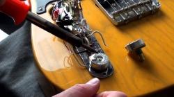 Zamena potenciometra na gitari