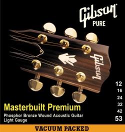Žice za akustičnu gitaru Gibson SAG-MB12