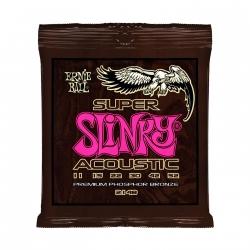 Žice za akustičnu gitaru Ernie Ball Super Slinky
