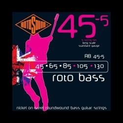 Žice za bass gitaru Rotosound RB45-5