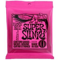 Žice za električnu gitaru Ernie Ball Super Slinky